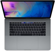 Apple MacBook Pro 15 inch with Touch Bar A1990 2018 Model