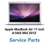 Apple MacBook  Air 11 inch A1465 Mid 2012 service part