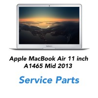 Apple MacBook  Air 11 inch A1465 Mid 2013 srevice part
