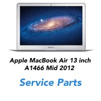 Apple MacBook Air 13 inch A1466 Mid 2012 service parts