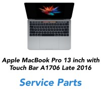 Apple MacBook Pro 13 inch A1708  late 2016 touch bar  service part