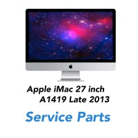 Apple iMac 27 inch  A1419  Late 2013 Service Parts